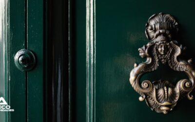 Puertas de portal en Madrid: ¿Cuál escoger?