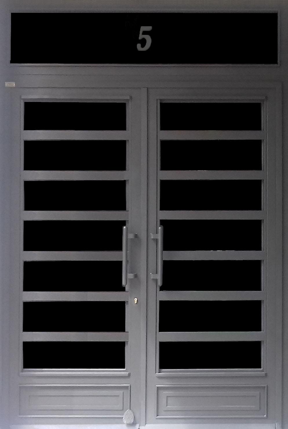 Modelo puerta ATOCHA