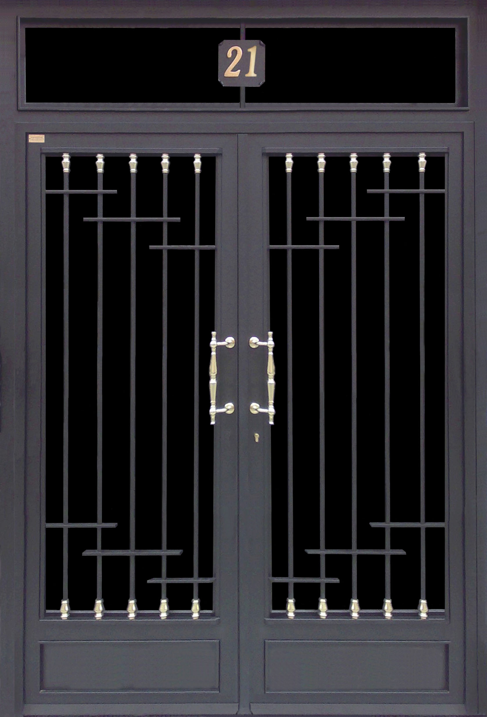 Modelo puerta CIBELES