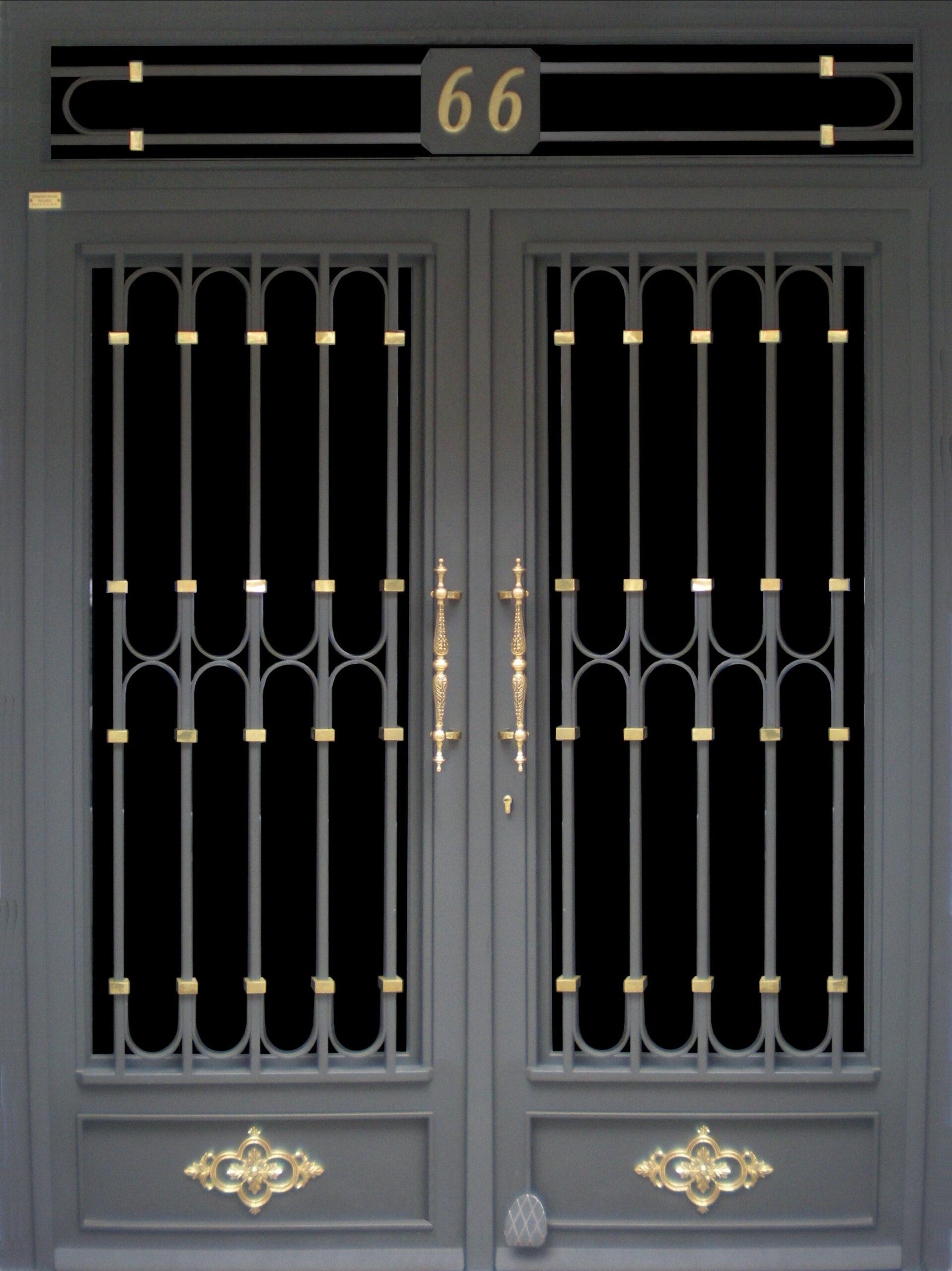 Modelo puerta FUENCARRAL