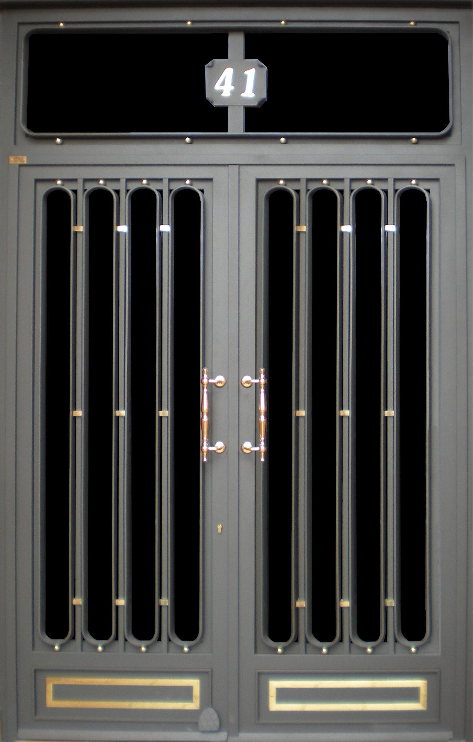 Modelo puerta HORTALEZA