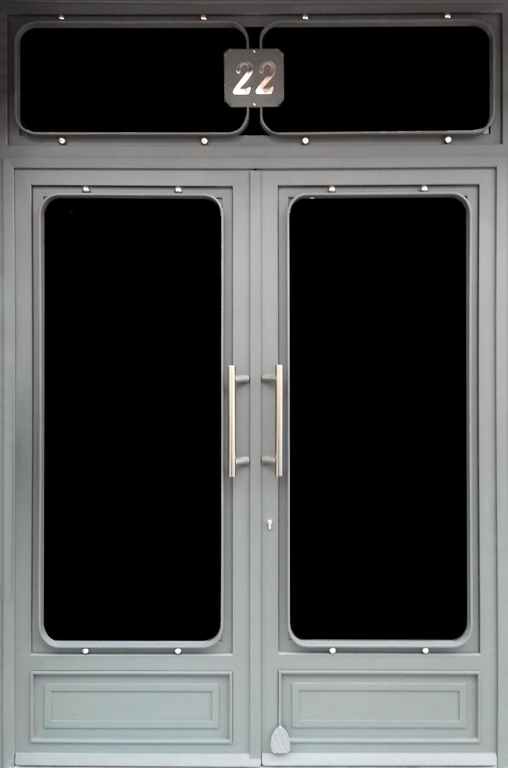 Modelo puerta PRADO