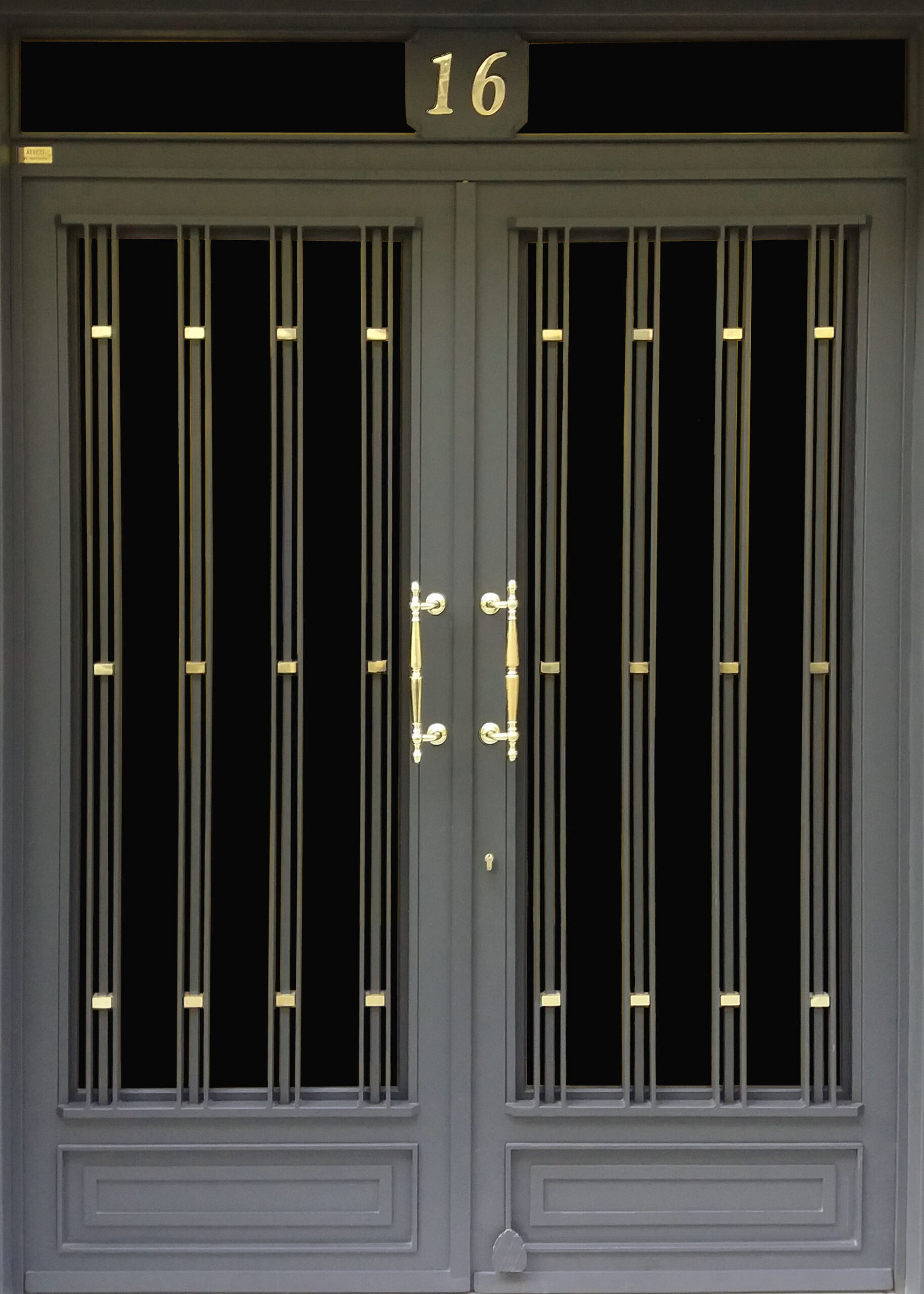 Modelo puerta PRINCESA