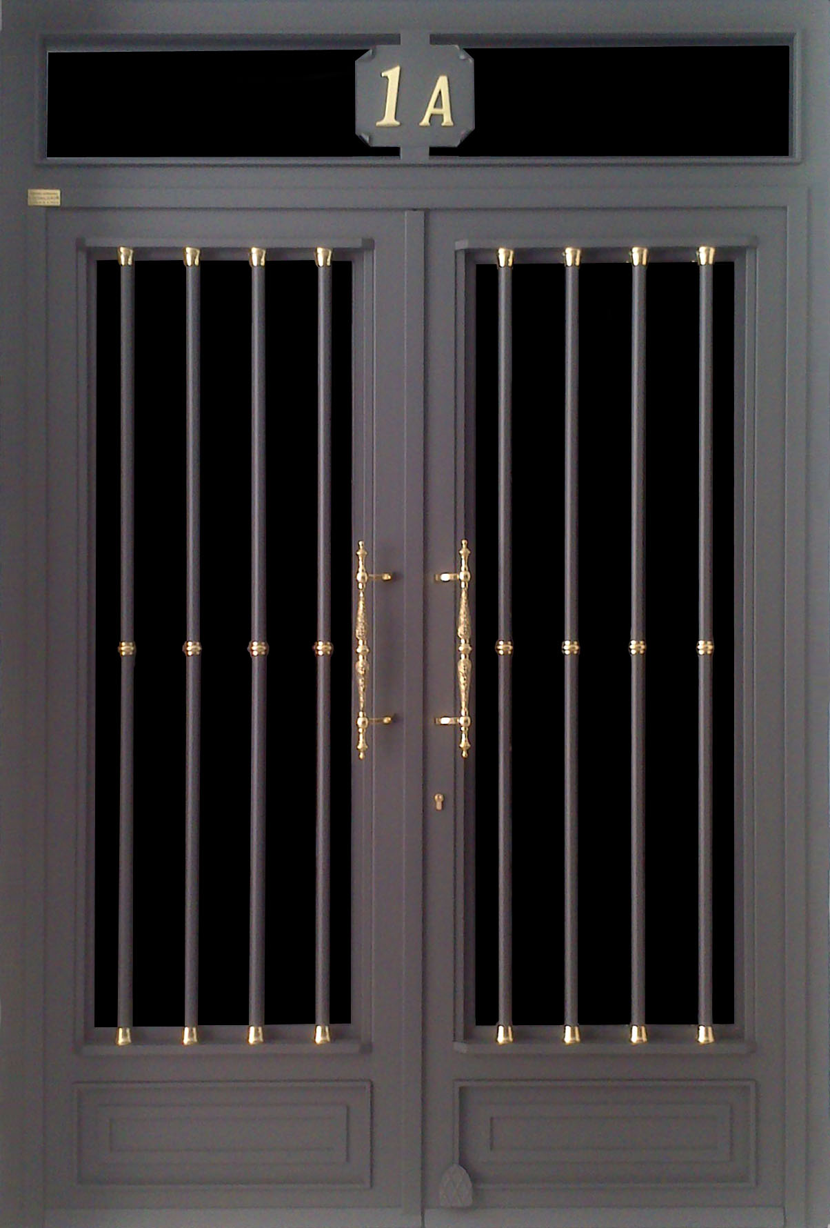 Modelo puerta RETIRO