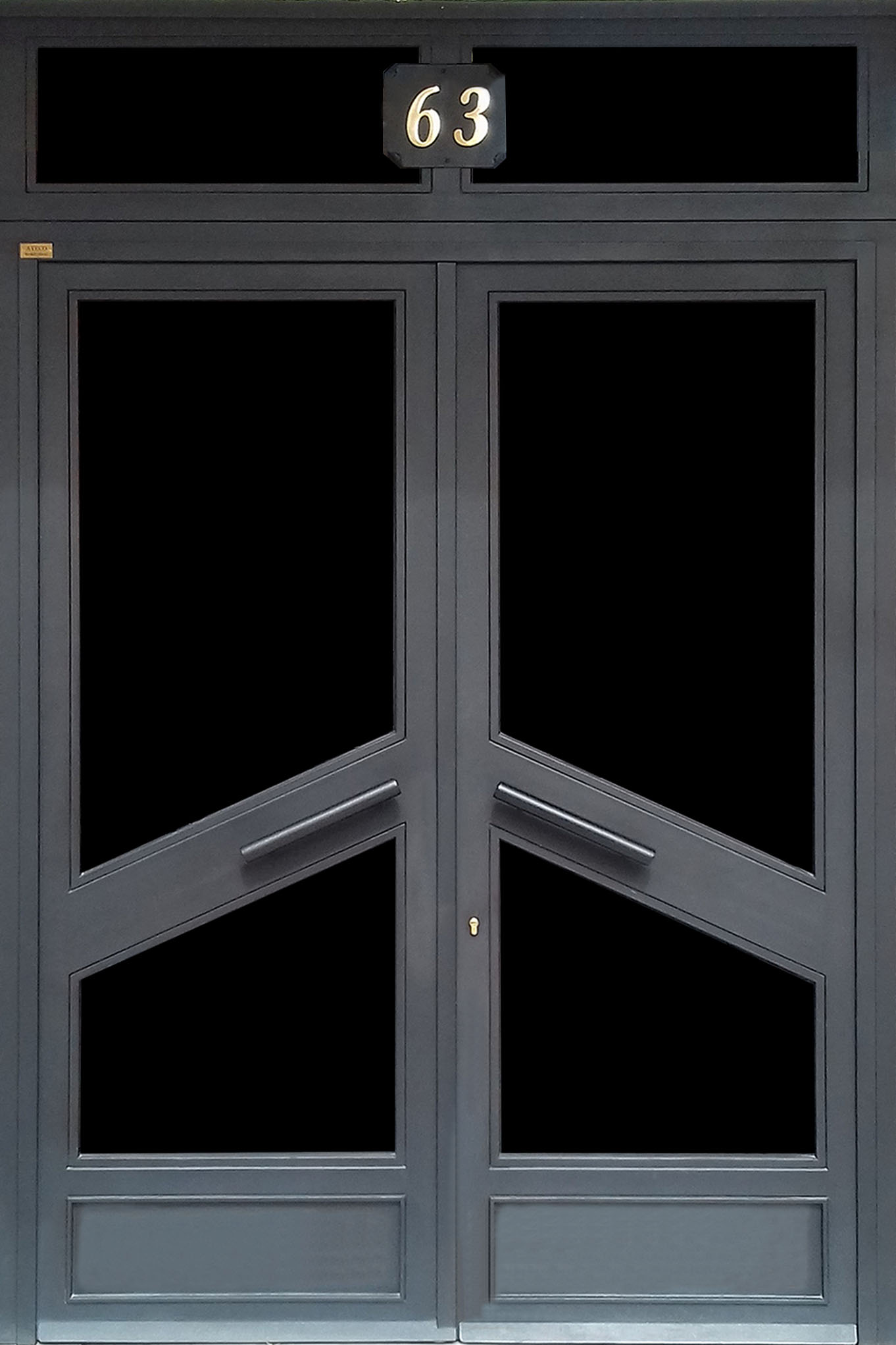 Modelo puerta SERRANO