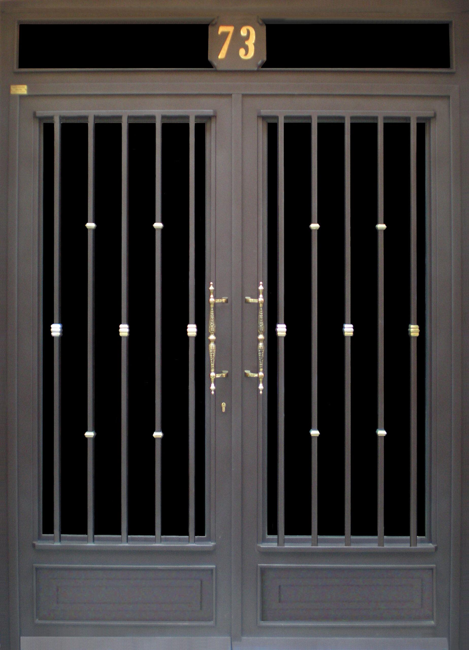 Modelo puerta ZAFRA