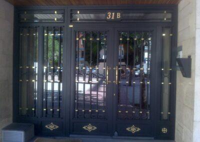 puertas de portal en madrid