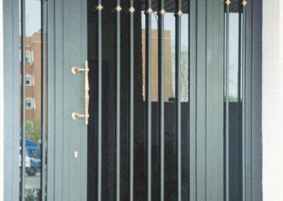 puerta de hierro comunidad