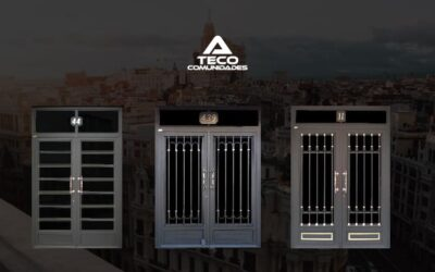 ¿Cuáles son las puertas de entrada a un edificio más seguras?